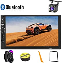 Car Stereo 2 Din,7 inch Touch Screen MP5 /MP4/MP3 Multimedia Player,Bluetooth Audio,Car..
