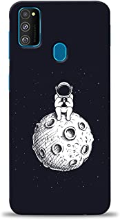 PRINT STATION Printed Back Case Cover for Samsung Galaxy M30s - 6636