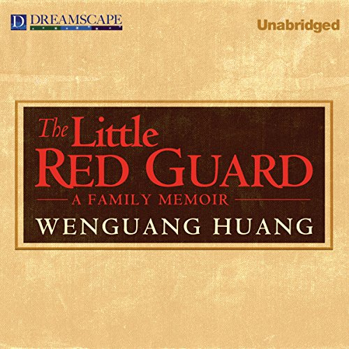 The Little Red Guard audiobook cover art