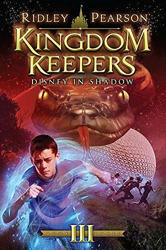 Kingdom Keepers III: Disney in Shadow (Kingdom Keepers (3))