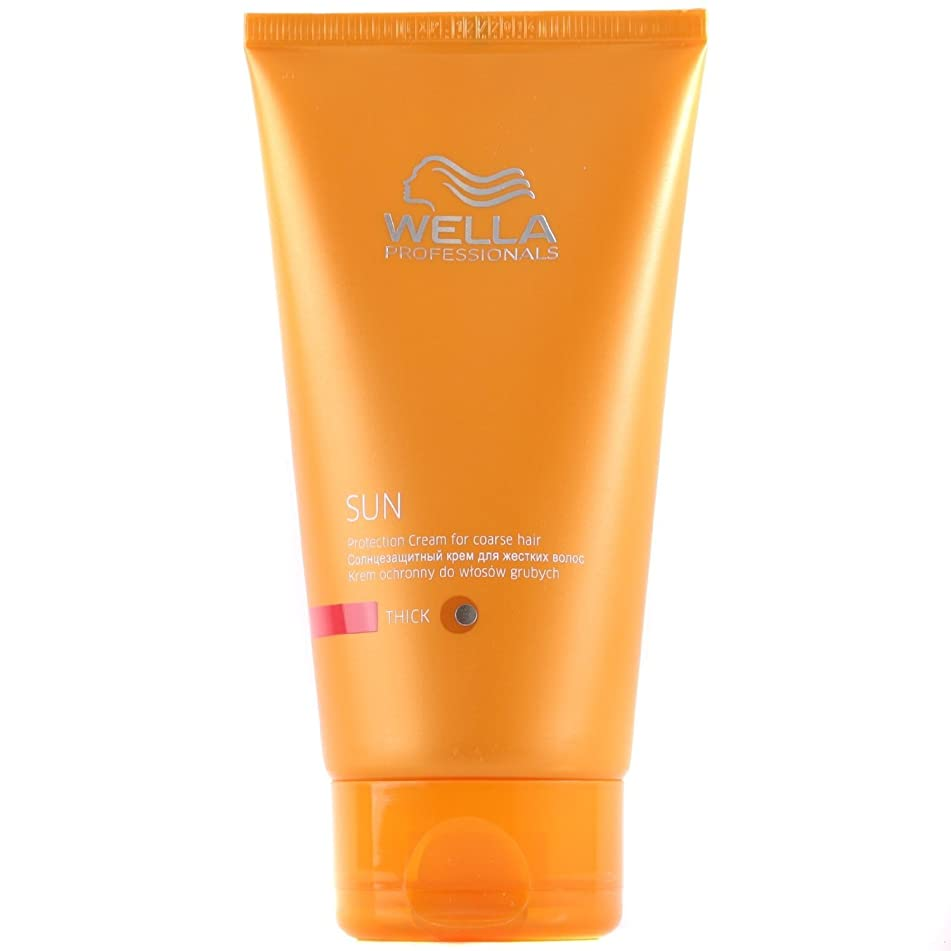 Wella Professionals Sun Protection Cream For Coarse Hair (150ml)