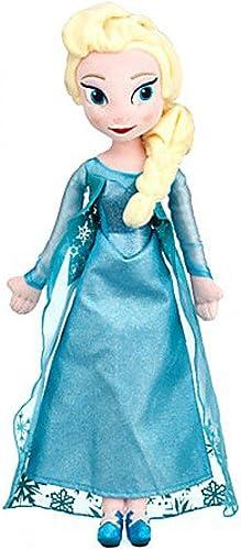 A la venta con descuento del 70%. Disney Disney Disney Elsa Plush Doll, Frozen, Medium, 20 by Disney  hasta 60% de descuento