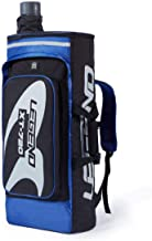 Legend - XT720 Recurve Bow Case | Backpack Style Bag with Heavy Duty Foam Padding for Portable Protection of Recurve Bows & Risers up to 27
