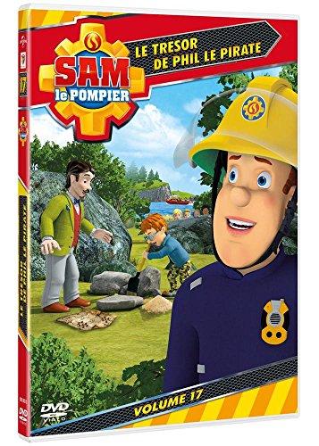 Sam Le Pompier-Volume 17 : Le Trésor de Phil Le Pirate