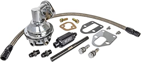 JEGS Performance Products 15950K1 Mechanical Fuel Pump Installation Kit Small Bl