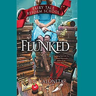 Flunked                   By:                                                                                                                                 Jen Calonita                               Narrated by:                                                                                                                                 Kristin Condon                      Length: 5 hrs and 17 mins     126 ratings     Overall 4.3