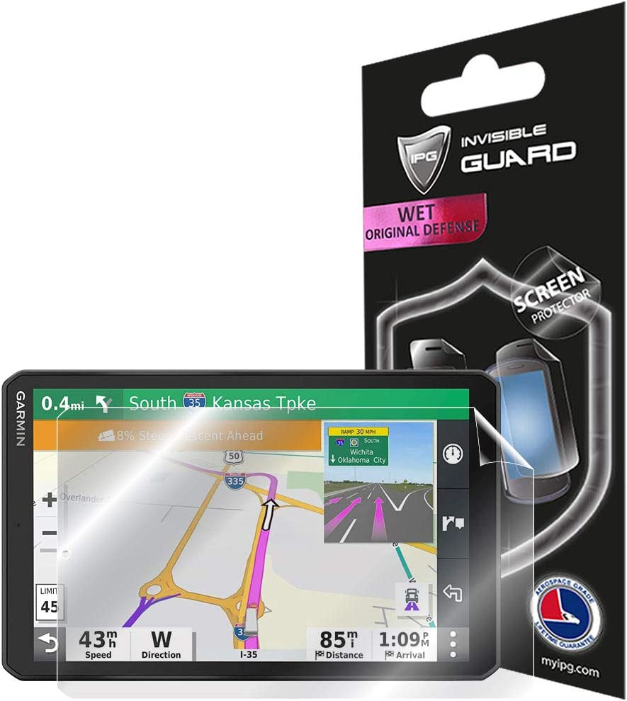 IPG For Garmin dezl OTR1000 New color 10-inch Navigator P Truck GPS Screen Our shop most popular