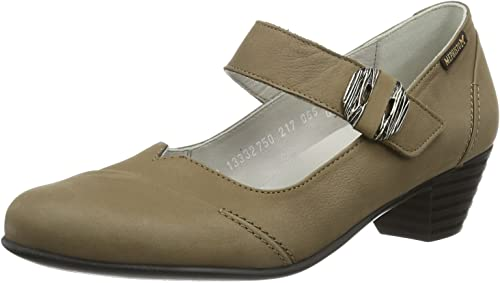 Mephisto Vickie Perceval 5231 Camel, Sautope con Plateau Donna