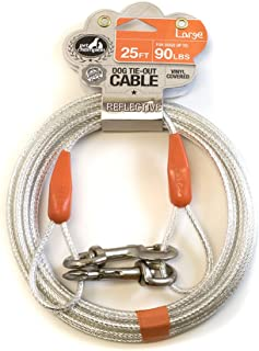 Best Pet Champion Toy Reflective Tie Out Cable for Dogs Review