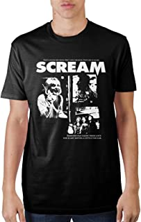 Scream Promo Poster T-Shirt