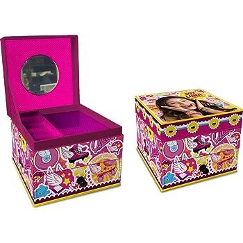 boite a bijoux avec compartiments carton