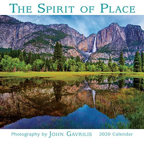 The Spirit of Place 2020 Mini Calendar