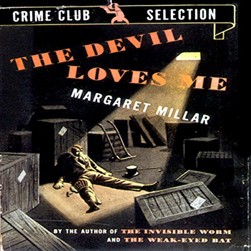 The Devil Loves Me audiobook cover art