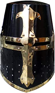 black templar crusader helmet