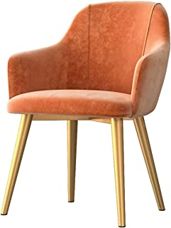 Chaise de jeu MHIBAX Chaise de salle à manger simple Chaise de salle à manger tendance, A