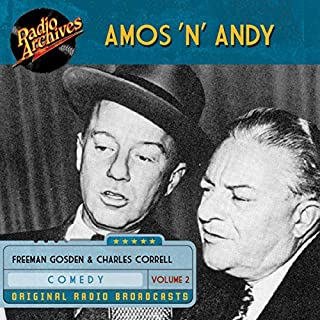Amos 'n' Andy, Volume 2 audiobook cover art