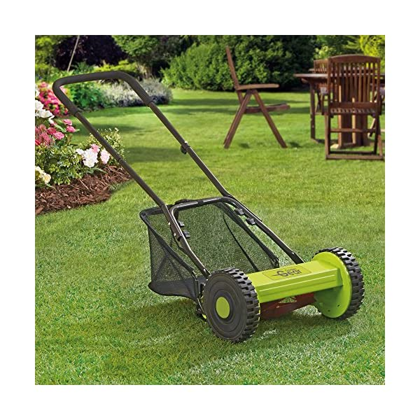Garden Gear Hand Push Lawnmower