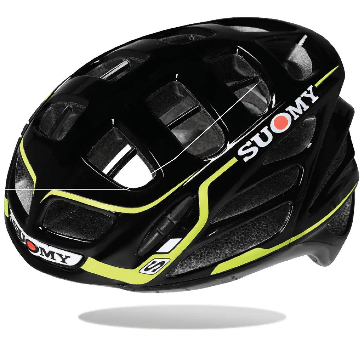 Multicolor S SUOMY SR Sport Casco para Moto Integral Stars Orange