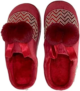Cute Comfy Home Slippers for Women, Slides, Indoor Outdoor Slip on Shoes