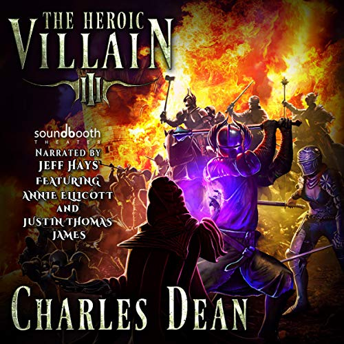 The Heroic Villain 3 cover art