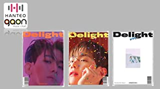 Baekhyun - Delight [Cinnamon+Honey+Mint ver. Full Set] (2nd Mini Album) [Pre Order] 3CD+3Booklet+3Folded Poster+Others with Extra Decorative Sticker Set, Photocard Set