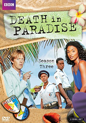 Death in Paradise: Season 3 (DVD)