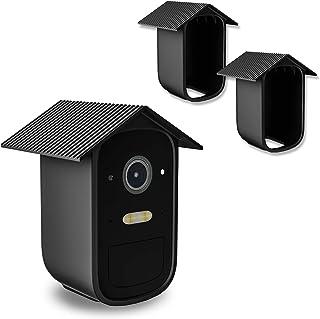 Weerbestendige siliconen hoes voor eufyCam 2C / 2C Pro, 2 stuks Outdoor Home Security-camerasysteem, bewakingscamera, sili...