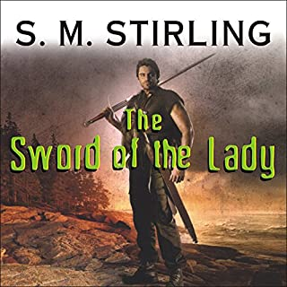 The Sword of the Lady audiobook cover art