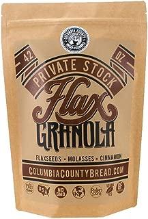 the plan flax granola