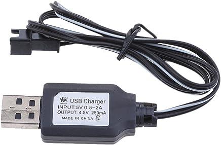 Accesorios Shiwaki Cable de Enchufe USB Macho a SM Hembra Cargador ...