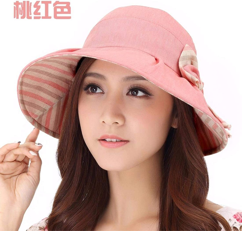 Dianye Elegant and Stylish spring hat girl fisherman hat female summer getaways leisure outdoor sun visor