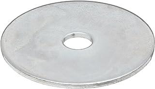 25 lb SAE Pattern #10 Flat Washers Steel Black Zinc