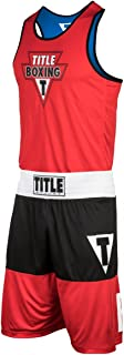 Title Boxing Reversible Aerovent Elite Amateur Boxing Set 4