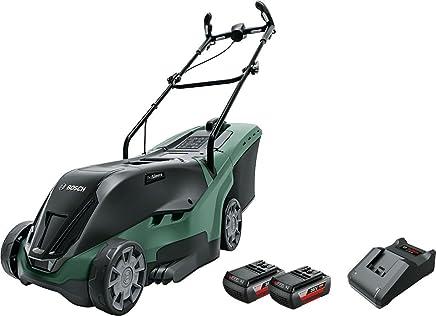 negro//verde 36 V Bosch 0600878N04 Cortac/ésped con bater/ía de Litio