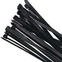 Heavy Duty Cable Ties Cable Ties Nylon Zip Ties 16 inch Zip ties100 per Pack Environmentally Friendly Industrial Quality U...