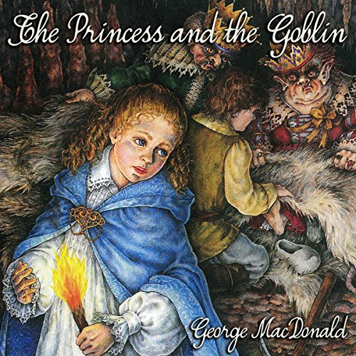 The Princess and the Goblin audiobook cover art