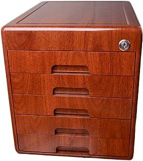 Armoires de Bureau avec Verrouillage du Bureau 5 Couches Type de tiroir