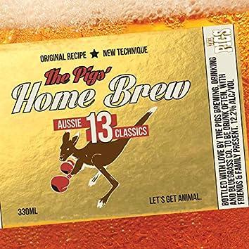 The Pigs' Home Brew: 13 Aussie Classics