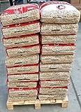 Palette Total Premium Pellets 20 Säcke je 15 kg Holzpellets Heizpellets