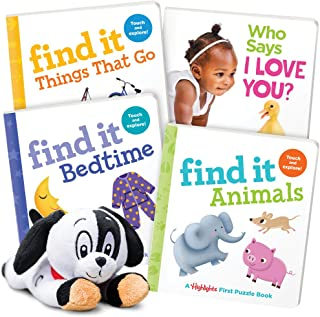 Highlights Baby and Toddler Find It Activity Pack