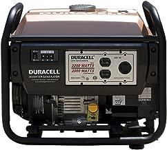 Duracell DS20R1i, 2000 Running Watts/2200 Starting Watts, Gas Powered Portable Generator