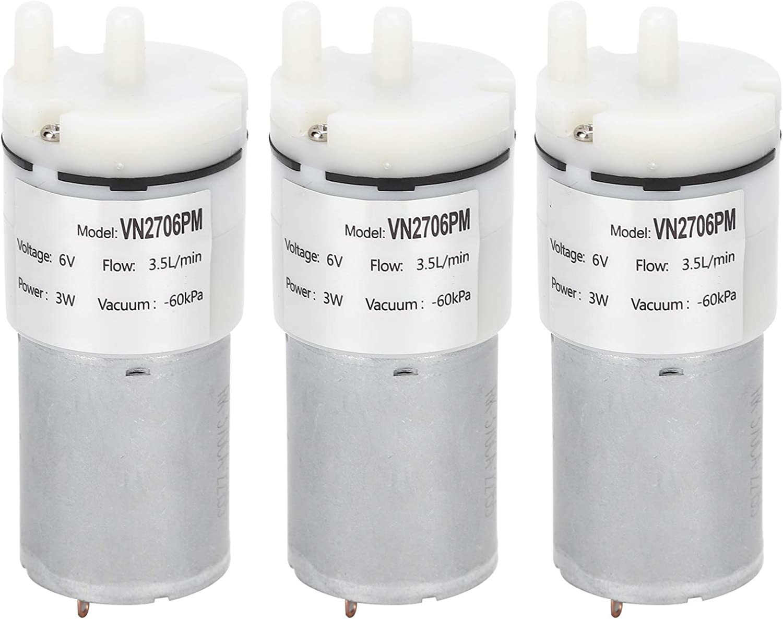 Auliuakz Nashville-Davidson Mall 3Pcs Micro Water Pump A Submersible Trust Aquarium Mini Motor