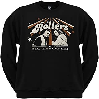 The Big Lebowski - Mens Rollers Crew Neck Sweatshirt