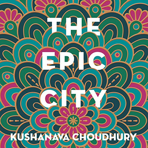 The Epic City audiobook cover art