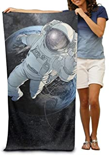 Handsome Adult Beach Towels Fast/Quick Dry Machine Washable Lightweight Absorbent Plush Multipurpose Use Quality Towels for Swim,Pool,Beach,Gym,Camping,Yoga