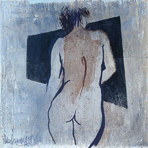 Feeling at home Imagen-EN-Lienzo-ENMARCADA-Cm_84_X_84-Vriesendorp-Heleen-mujeres-desnudas-azules-europeo-Telo-enmarcado-380gr-100% Lienzo