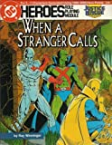 When a Stranger Calls (DC Heroes Role Playing Module, 220)