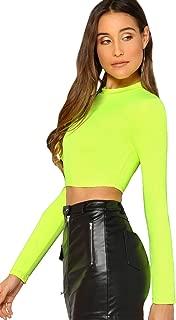 Best neon crop hoodie Reviews