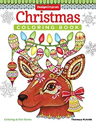 Christmas Coloring Book Just For Fun Series