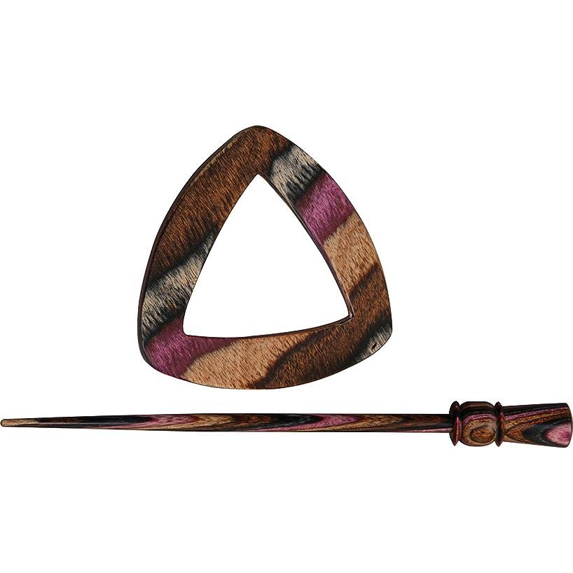 Knitter's Pride Symfonie Lilac Shawl Pin, Electra